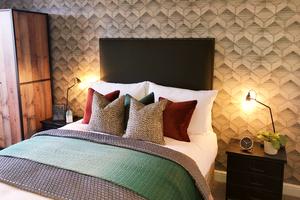 Internal of bedroom
