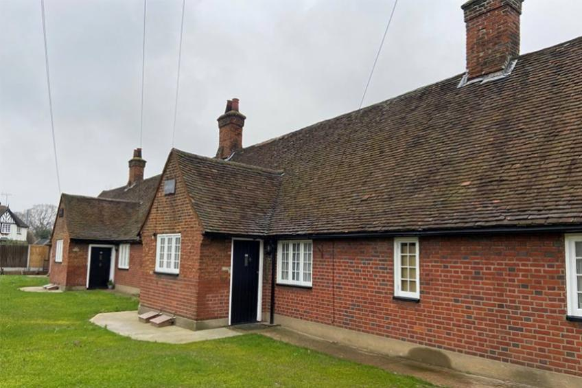 A picture of Beech Grove Homes supports Rochford historic housing