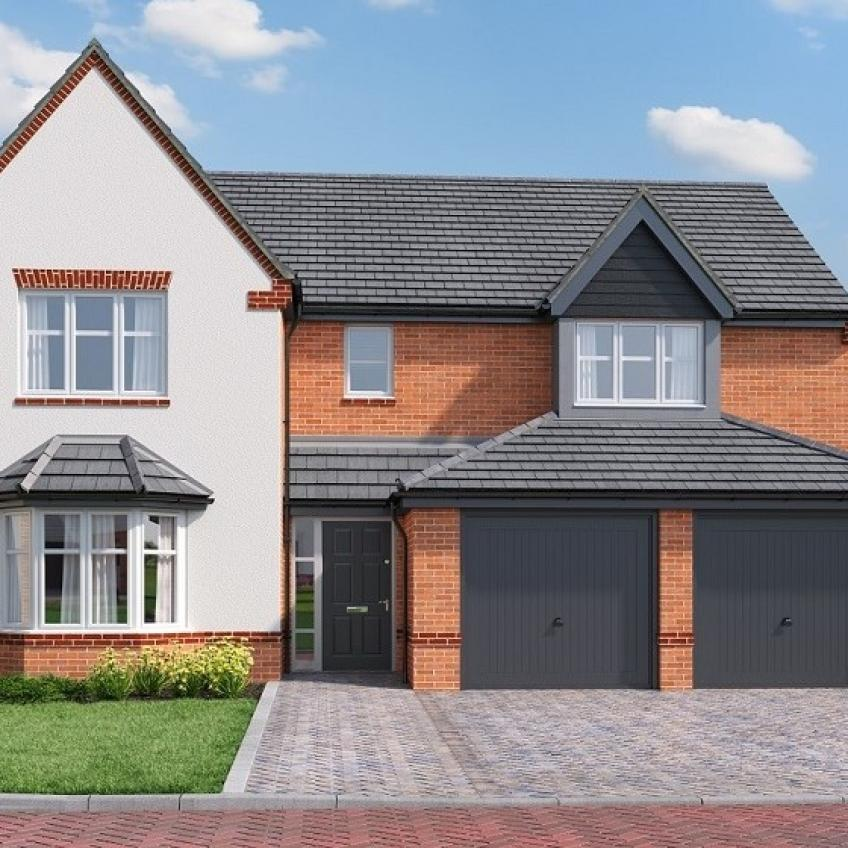 A picture of The Hadleigh - 4 bedroom homes