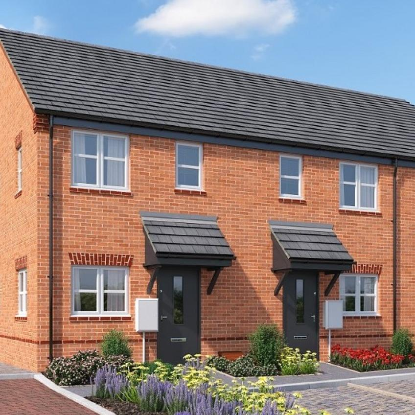 A picture of The Weald - 2 bedroom homes - All Plots Reserved