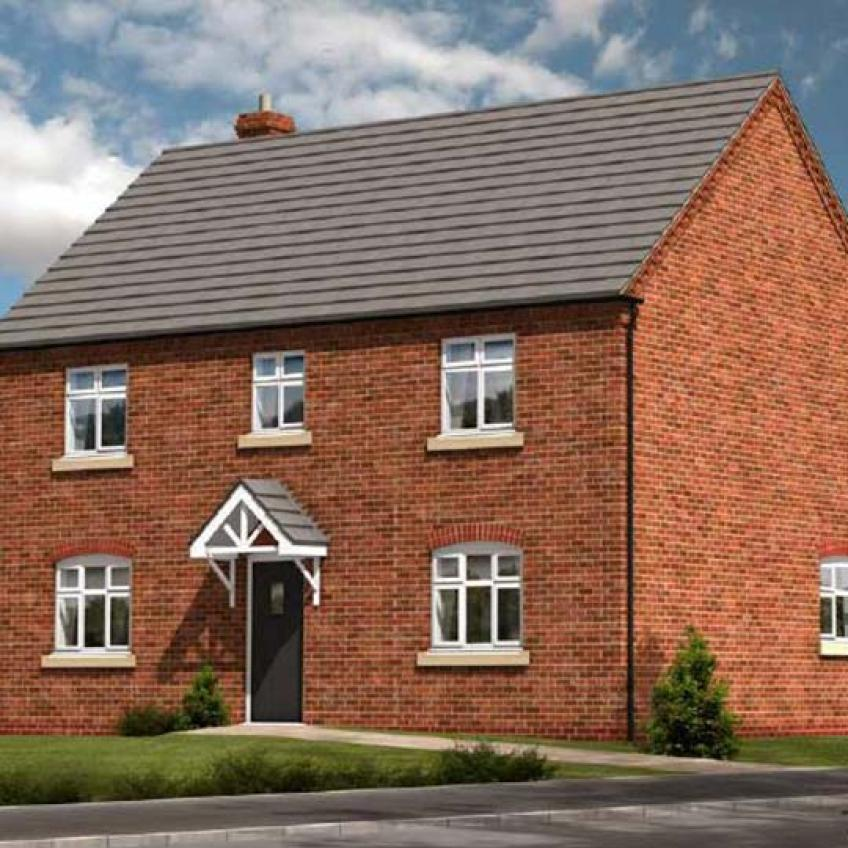 A picture of The Blenheim - 4-Bed Detached (Outright Purchase)