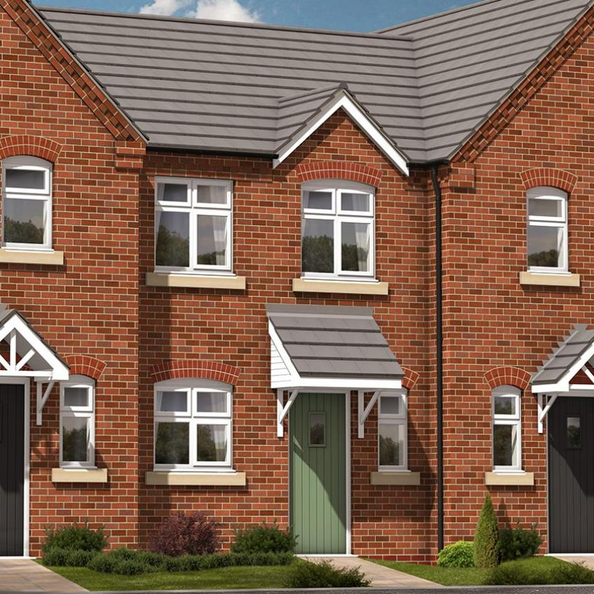 A picture of The Braeburn - 2-Bed Terraced (Shared-Ownership)