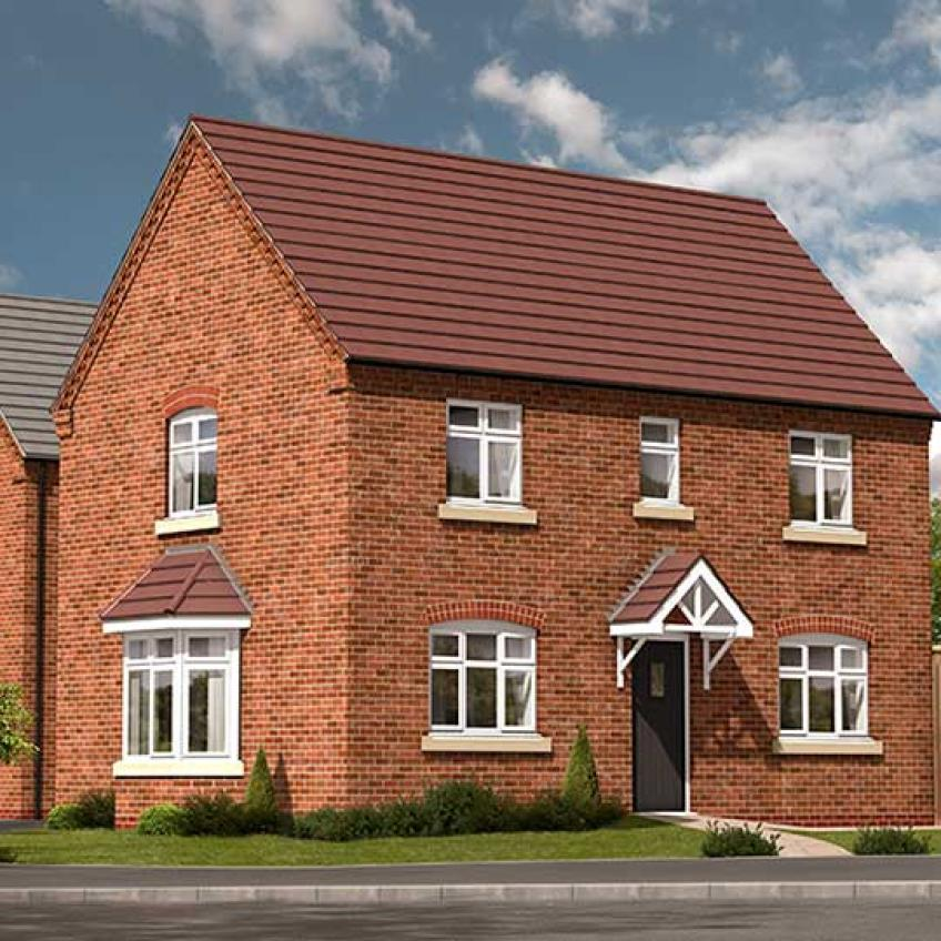A picture of The Egremont - 4-Bed Detached (Outright Purchase)