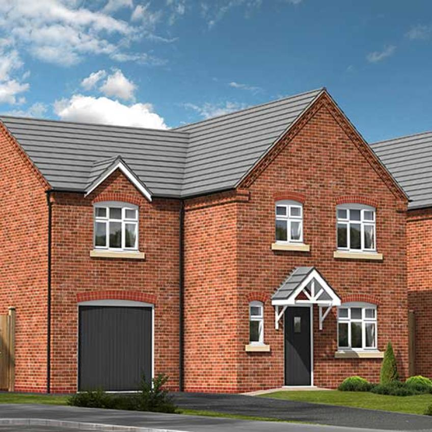 A picture of The Empire - 3-Bed Detached House
