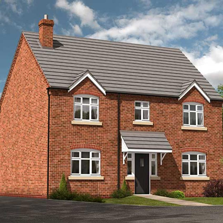 A picture of The Lamborne - 4-Bed Detached House