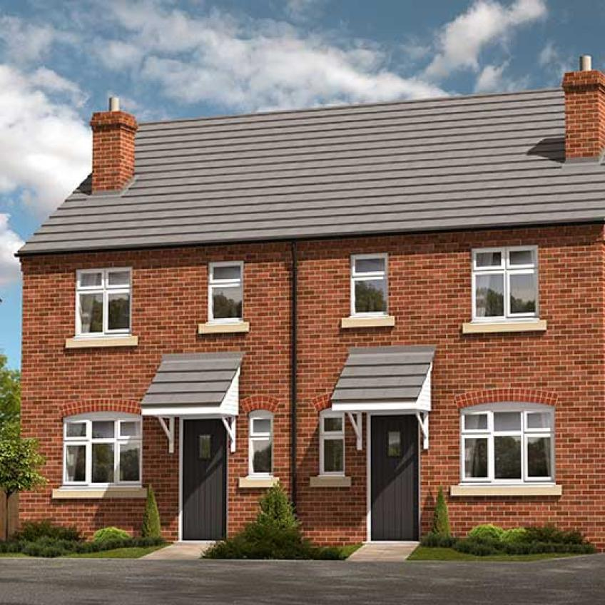 A picture of The Pippin - 3-Bed House (Shared-Ownership)