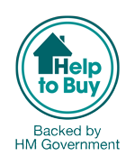 Help to Buy logo - Backed by HM Government