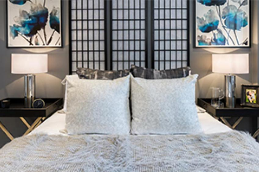 A picture of Create Your Bedroom Sanctuary